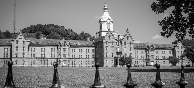 Photography Portrait and Landscape – Trans-Allegheny Lunatic Asylum